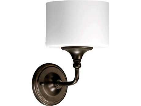 Quorum International Rockwood Oiled Bronze Wall Sconce QM5490186
