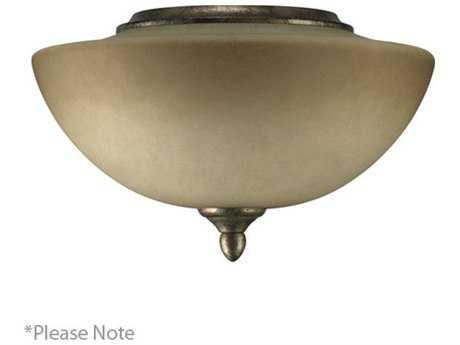 Quorum International Salon Corsican Gold Fan Light-Kits QM23869188