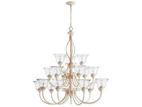 Quorum International Spencer Persian White 18-Light 38.5'' Wide Chandelier QM601018170