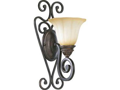 Quorum International Summerset Toasted Sienna Wall Sconce QM5526144