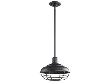 Quorum International Tansley Noir 12'' Wide Hanging Light QM712069