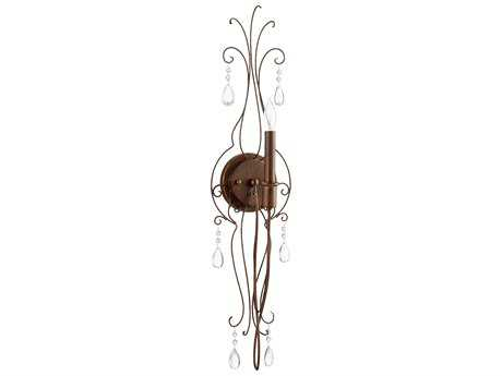 Quorum International Vintage Copper Wall Sconce QM5544139