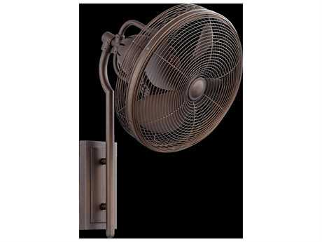 Quorum International Veranda Oiled Bronze Indoor Ceiling Fan QM9241386