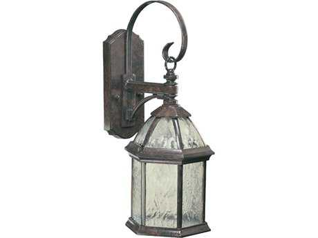 Quorum International Baltic Granite Outdoor Wall Light QM7817145