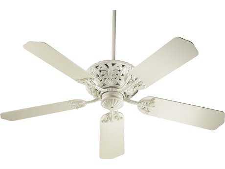 Quorum International Windsor Antique White 52'' Indoor Ceiling Fan QM8552567