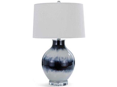 Regina Andrew Indigo Glass Buffet Lamp REG131168