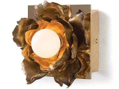 Regina Andrew Adeline Gold Wall Sconce