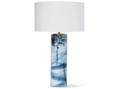 Regina Andrew Hudson Ceramic Indigo Buffet Lamp