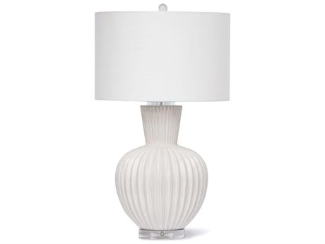 Regina Andrew Madrid Ceramic White Buffet Lamp