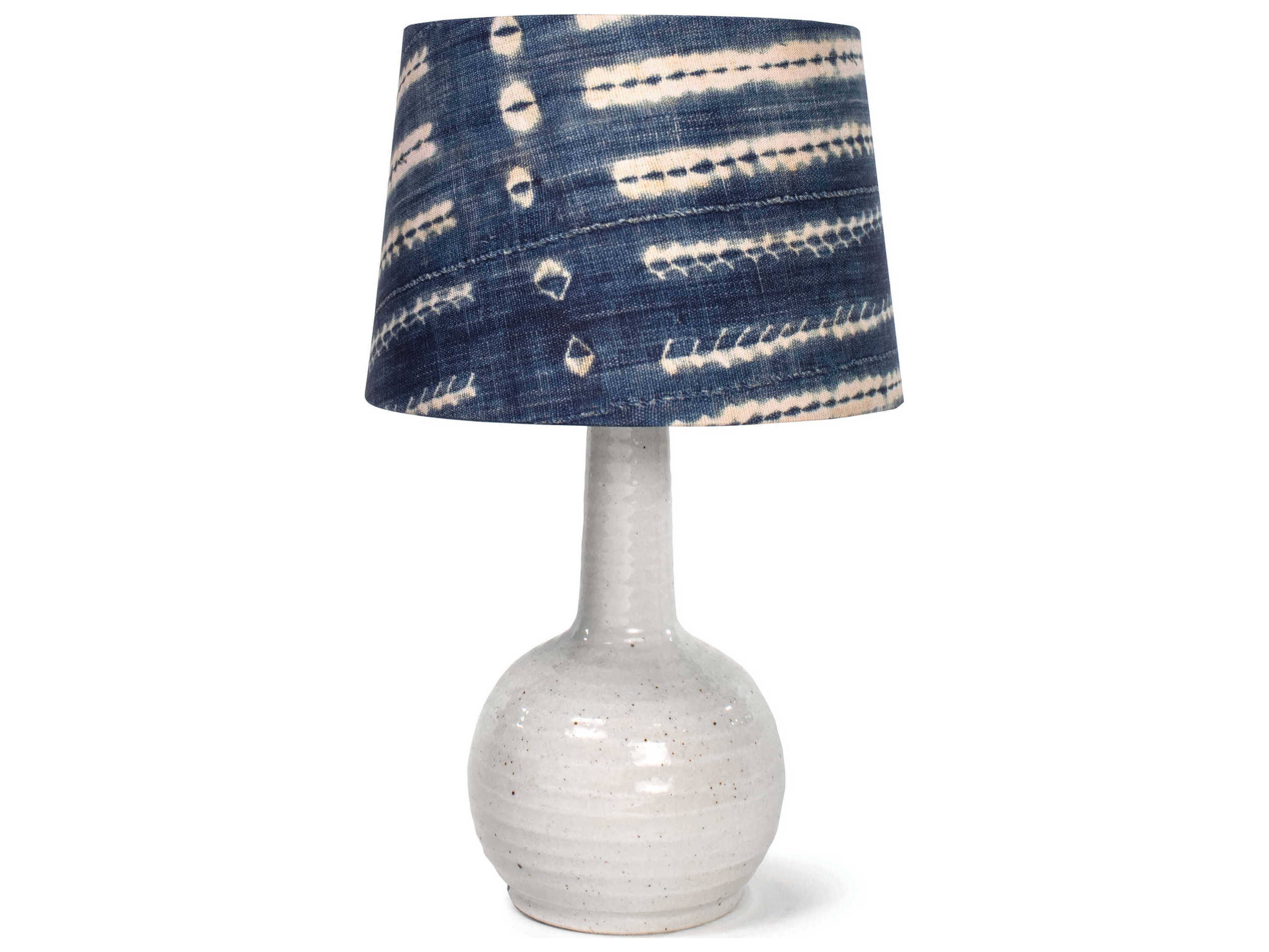 Regina Andrew Ceramic White Table Lamp Reg131287