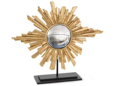 Regina Andrew Gold Leaf Decorative Accent