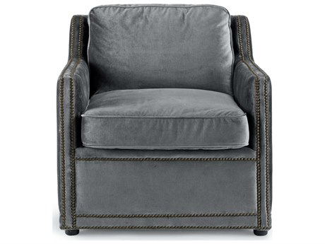 Regina Andrew Posh Charcoal Grey Club Chair REG321045