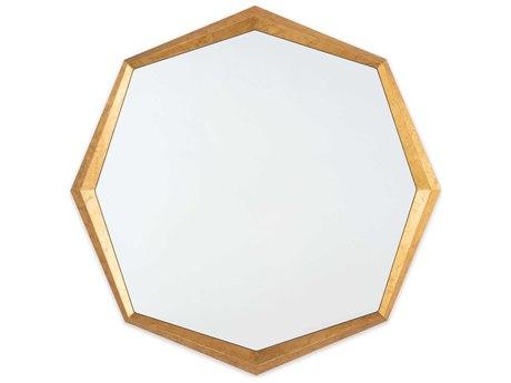 Regina Andrew Gold Leaf Wall Mirror