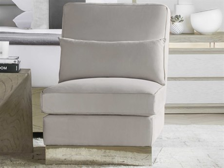 Resource Decor Finley-beige Leather Accent Chair RD1402091