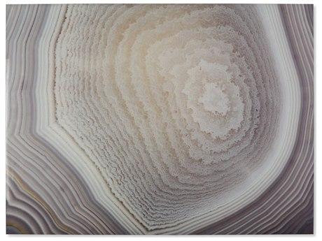 Sonder Distribution Accent Art Print On Glass - Neutral Agate A