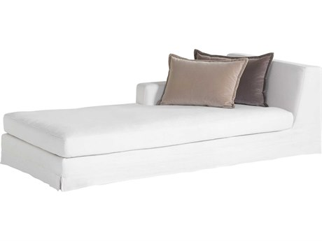 Resource Decor Jackson Warm White Left Arm Facing Chaise Lounge RD1402062