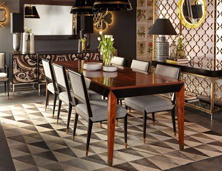Sonder Distribution Reform Dining Room Set RDRD1301074SET