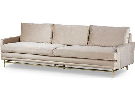 Sonder Distribution Harry-velvet-natural Sofa Couch