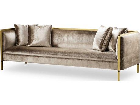 Sonder Distribution Moki Fabric Sofa Couch