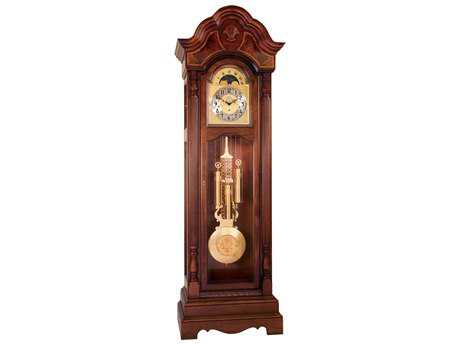 Ridgeway Clocks Belmont Glen Arbor Cherry Grandfather Clock RWC2509
