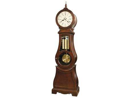 Ridgeway Clocks Broman Marquis Cherry Grandfather Clock RWC2567