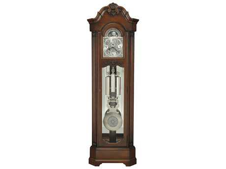Ridgeway Clocks Cabris Marquis Cherry Grandfather Clock RWC2574