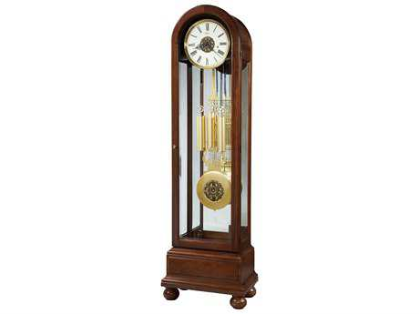 Ridgeway Clocks Dover Bellair Cherry Grandfather Clock RWC2569
