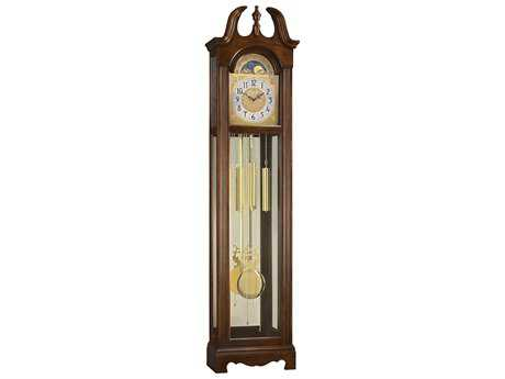 Ridgeway Clocks Harper Bellaire Cherry Grandfather Clock RWC2552