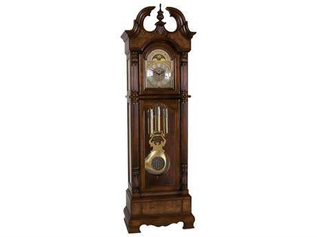 Ridgeway Clocks Kensington Royale Cherry Grandfather Clock RWC2517