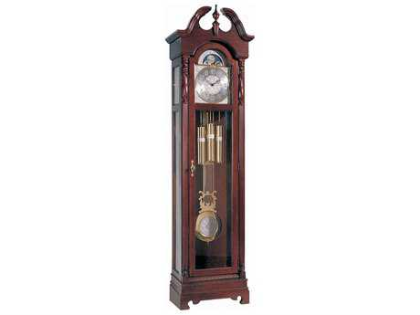Ridgeway Clocks Morgantown Glen Arbor Cherry Grandfather Clock RWC2060