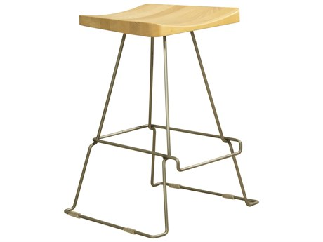 Saloom Furniture Side Counter Height Stool SLM115CW
