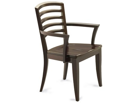 Saloom Furniture Arm Dining Chair