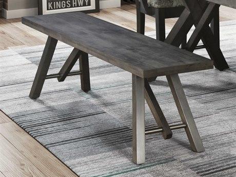 Saloom Furniture Jasper 48'' Wide Accent Bench