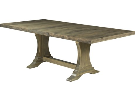 Saloom Furniture New Castle 106'' Wide Rectangular Dining Table