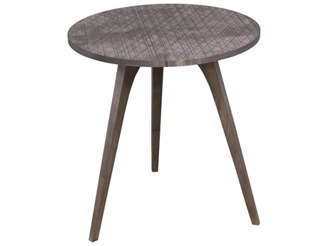 Saloom Furniture Occasional Nantucket 24'' Wide Round End Table