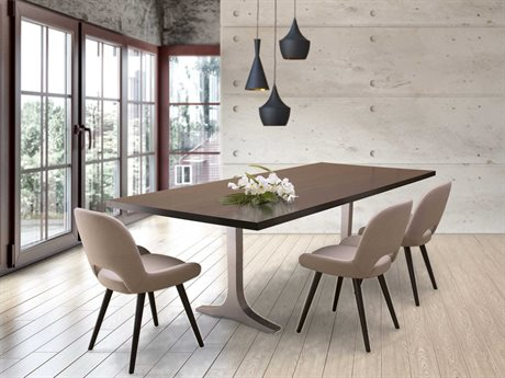 Saloom Furniture Oracle Dining Room Set SLMMAWS3660PAXSET