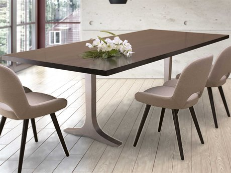 Saloom Furniture Oracle 60'' Wide Rectangular Dining Table