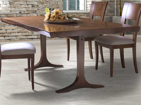 Saloom Furniture Oracle 96'' Wide Rectangular Dining Table
