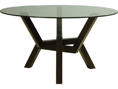 Saloom Furniture Peter Francis 54'' Wide Round Dining Table