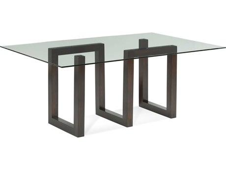 Saloom Furniture Peter Francis 72'' Wide Rectangular Dining Table