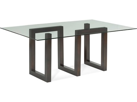Saloom Furniture Peter Francis 84'' Wide Rectangular Dining Table