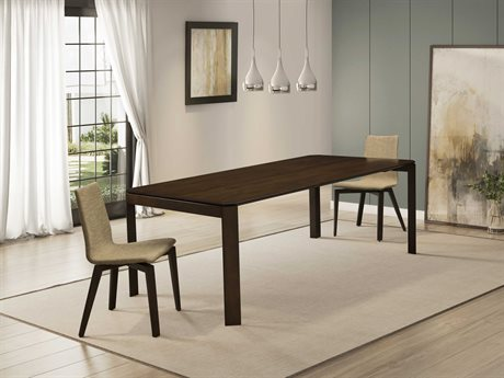 Saloom Furniture Skyline Dining Room Set SLMMKWP3660MILSET