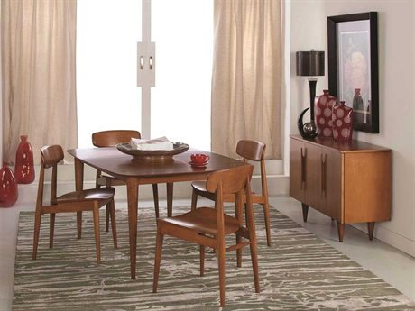 Saloom Furniture Skyline Dining Room Set SLMSCWQ3660CONSET