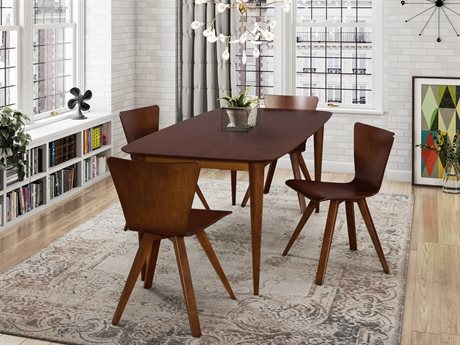 Saloom Furniture Skyline Dining Room Set
