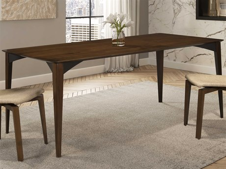 Saloom Furniture Skyline 80'' Wide Rectangular Dining Table