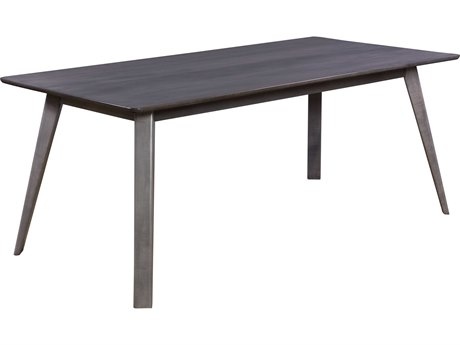 Saloom Furniture Skyline 72'' Wide Rectangular Dining Table