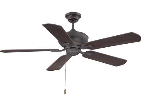 Savoy House Braddock English Bronze with Gold Indoor Ceiling Fan with Glass SV521005RV213