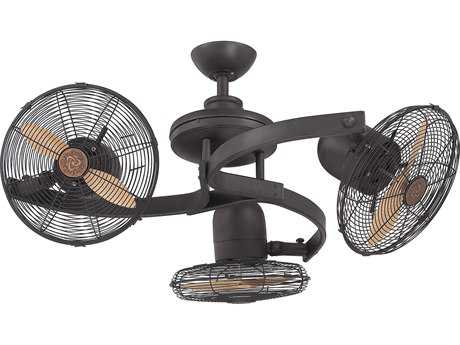 Savoy House Circulaire Iii English Bronze Indoor Ceiling Fan with Glass SV38951CA13