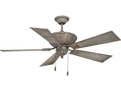 Savoy House Danville Aged Wood Indoor Ceiling Fan with Glass SV5211054545