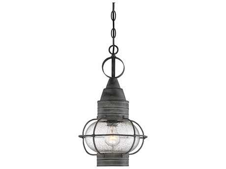Savoy House Enfield Oxidized Black Outdoor Wall Light SV522588